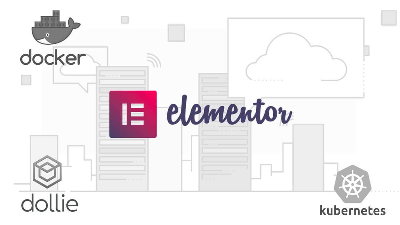Elementor in the Cloud - SaaS